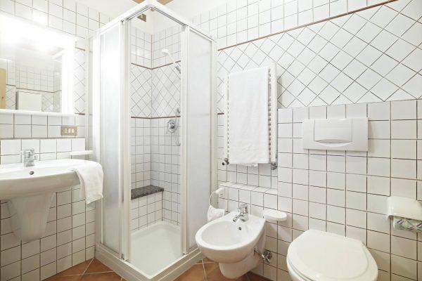 apartmán BILO A - koupelna