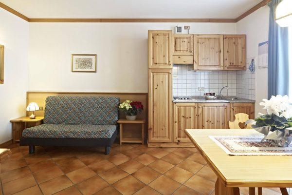 apartmán BILO A - obývák2