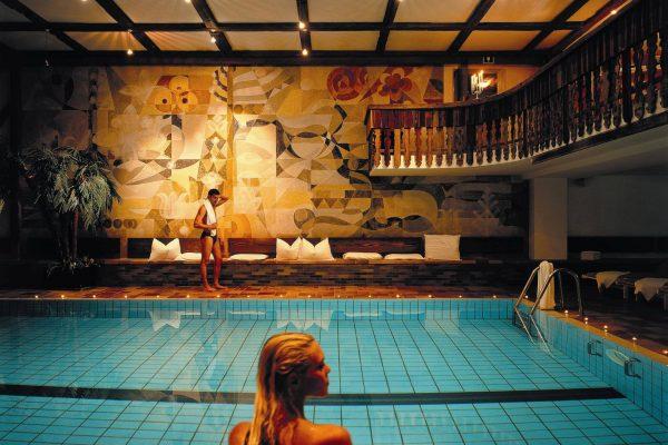 h.Kolfuschgerhof - bazén