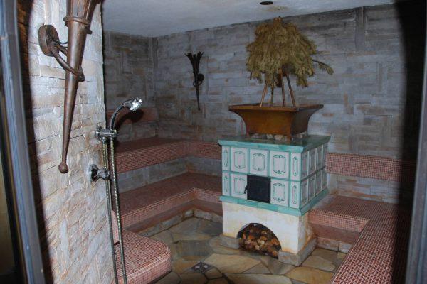 h. Kolfuschgerhof - bylinn sauna
