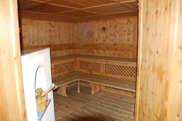 h. Kolfuschgerhof - finská sauna