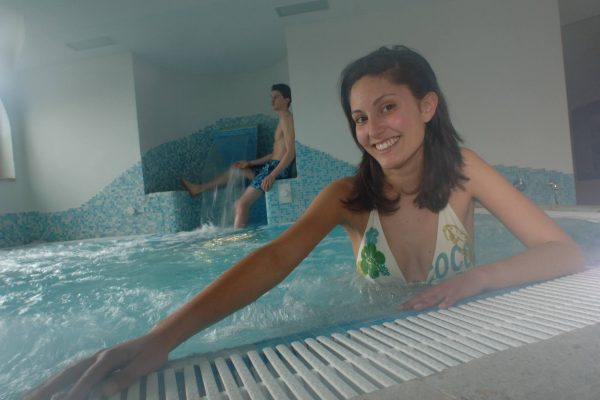 hotel Bellavista - whirlpool - vysoká kvalita