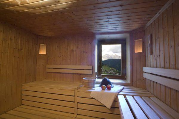 hotel Belvedere - sauna