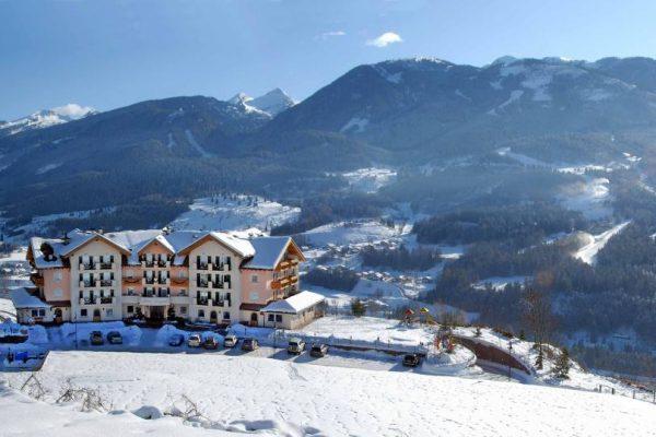 hotel Lagorai - panorama