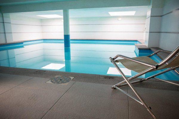res. Lagorai - nový bazén
