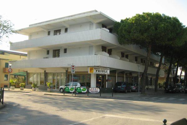 Lignano Sabbiadoro - hotel Bologna
