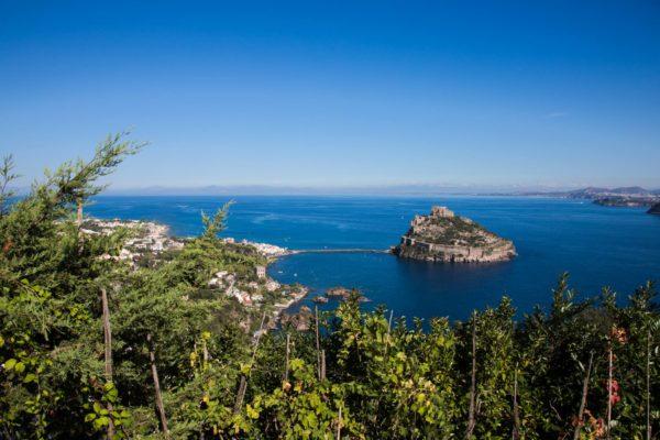 Isola d-Ischia - Castello Aragonese