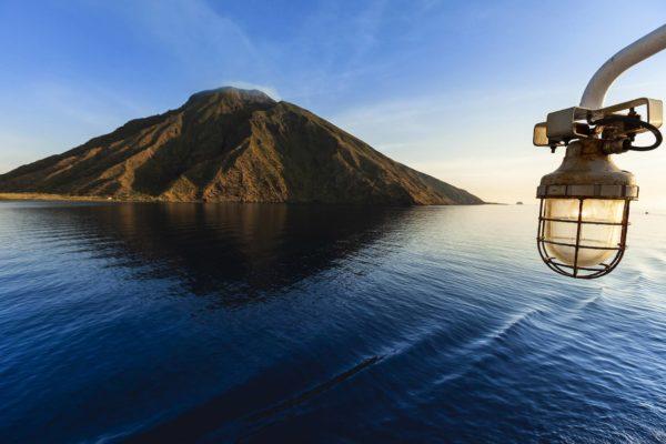 Aeolian islands, Sicily, Italy: Stromboli